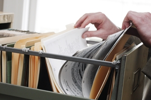 Records can help you formulate plans and make overcoming potential obstacles easier.