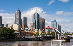 The Victorian capital reported on March 28 that extreme heat experienced over a three-day period in mid-January cost businesses $37 million in lost revenue.